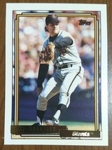Jeff Brantley San Francisco Giants - Topps Gold #491 - Fast Shipping - $1.97