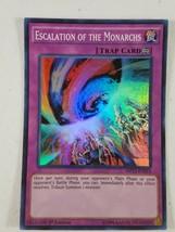 Yu-gi-oh! - Escalation of the Monarchs - MP15-EN054 - Super Rare - 1st Ed. - $1.25