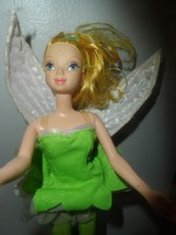 "Disney Tinkerbell 11.5""  Doll Barbie Fairytale Blonde - $9.85"