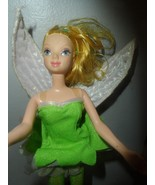 "Disney Tinkerbell 11.5""  Doll Barbie Fairytale Blonde - $9.85"