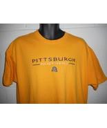 Pittsburgh Pitt Panthers T-Shirt XL - $9.99