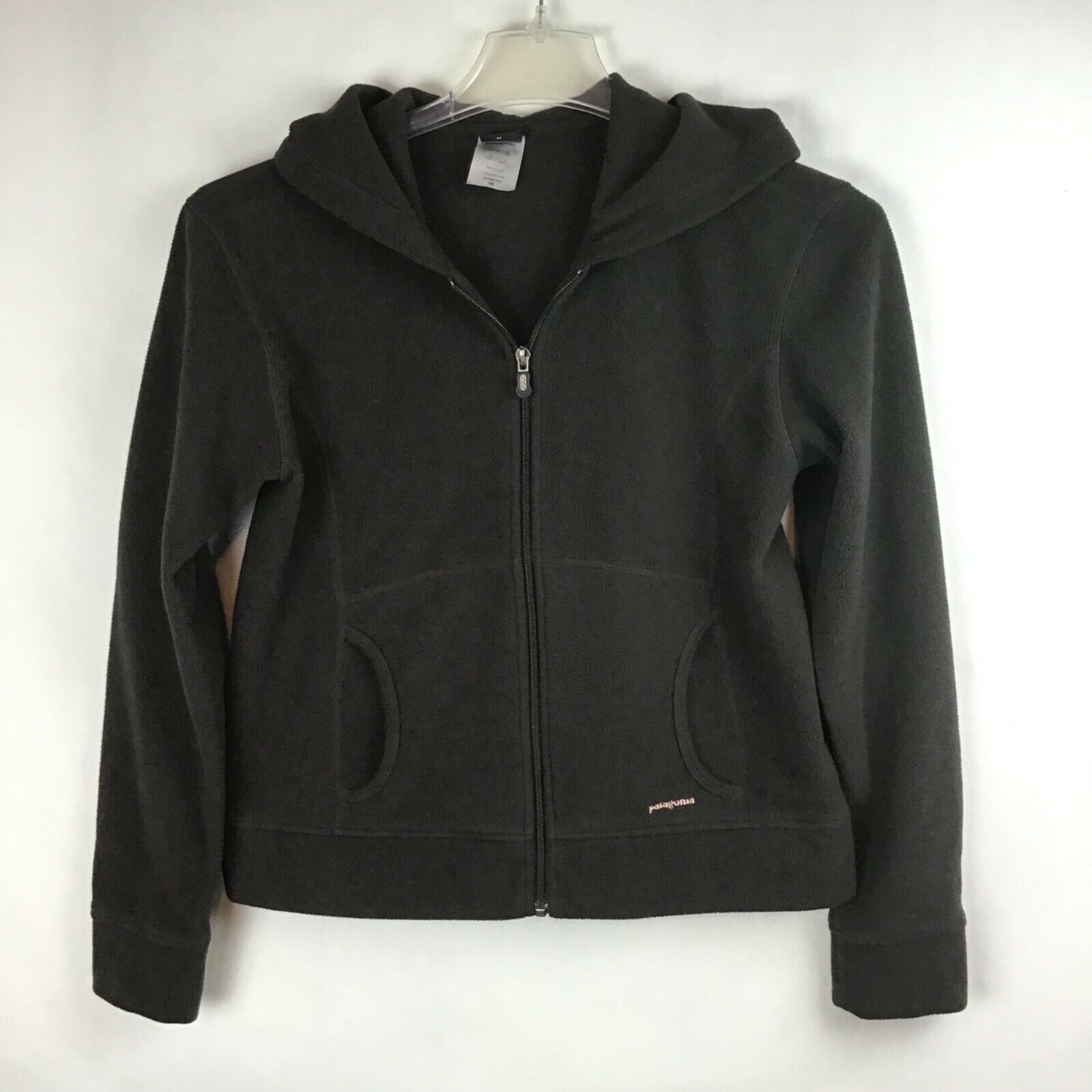 Patagonia Womens Size M Jacket Fleece Fiull Zip Long Sleeve Athleisure A32-4