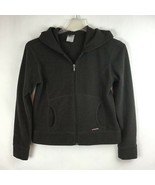 Patagonia Womens Size M Jacket Fleece Fiull Zip Long Sleeve Athleisure A... - $44.87