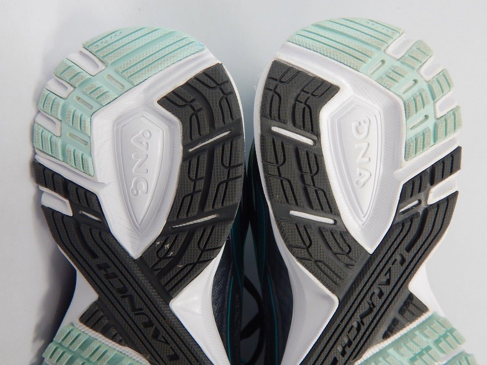 Brooks Launch 4 Size US 7 M (B) EU 38 Women's Running Shoes Gray 1202341B077
