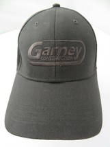 Garney Construction Adjustable Adult Cap Hat - $12.86