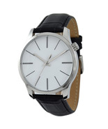 Minimalist Watches with Long Stripe Watch Big Size for Men - $43.00