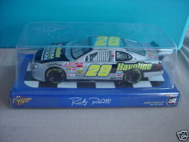 Ricky Rudd 1/24 Iron Man Havoline #28 Race Car 2002 Mip Free Usa Shipping - $32.71