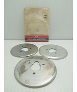 610028 Plate Lot of 3 OMC Replacement Part Lawn-Boy Mower Toro - $9.99