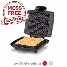 DASH No Mess Belgian Waffle Maker: Waffle Iron 1200W + Waffle Maker Mach... - €57,47 EUR