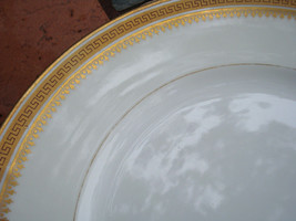 Limoge Plates Antique D&C Limoge Set of 4 France 1900 Bailey Banks and B... - $53.34