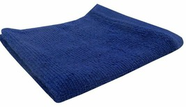 (LOT OF 3 ) Room Essentials Wash Cloth Set DANCING BLUE  12x12 -( New With Tags) image 1