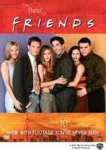 DVD - The Best of Friends: 10 Fan Favorites 2-DVD  - $6.94