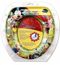 Disney Mickey Mouse Clubhouse soft Potty Seat training seat Multi-color NEW - $11.48