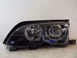 2002 2003 2004 2005 Bmw 3-SERIES Sedan Driver Lh Xenon Hid Headlight Oem B45L - $533.50
