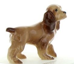 Hagen Renaker Miniature Dog Cocker Spaniel Papa Ceramic Figurine