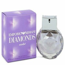 Emporio Armani Diamonds Violet by Giorgio Armani Eau De Parfum Spray 1 oz (Wome - $56.99