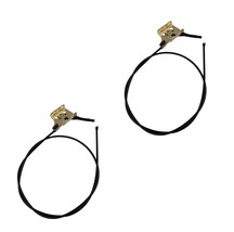 2 PK Stens 290-330 Throttle Control Cable Exmark 110-5727, Z Master 2000 series - $35.60