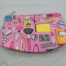 "New ""Clinique"" Flamingo-Pegasus  Cosmetic Bag  9"" - $9.29"
