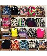 top 20 NEW Authentic 100% Wayuu Mochila Colombian Bag mini Size Gorgeous... - £24.47 GBP+