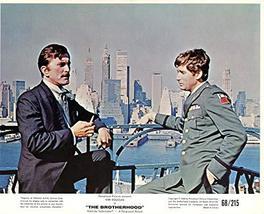 Kirk Douglas Alex Cord Brotherhood 8x10 ORIGINAL Lobby Card #B2205 - $7.83