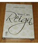You Can Reign (2 DVD 3 CD Set) by Joseph Prince Christian Educational Series NEW - $46.74