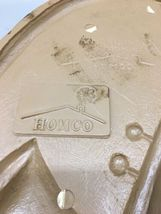 1972 HOMCO Musical Wall Hanging Clarinet French Horn Harp Violin Sheet Music image 5