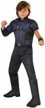 Hawkeye Captain America Civil War Movie Marvel Superhero Halloween Child Costume - $48.53