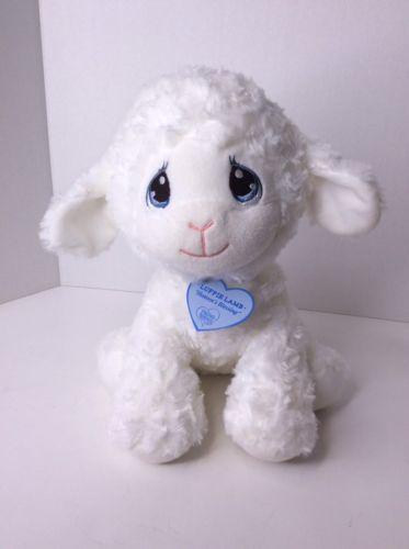 53ba625a049f Aurora Precious Moments Luffie Lamb Plush and 50 similar items. 12