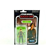 Star Wars The Vintage Collection Jyn Erso Girl Action Figure New In Box - $7.91
