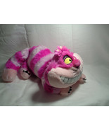 Disney Store Authentic Exclusive Alice in Wonderland Pink Cheshire Cat P... - $17.77