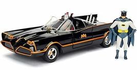 Jada Toys DC Comics 1966 Classic TV Series Batmobile with Batman and Rob... - $19.29