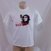 Vintage Madonna American Life T Shirt Tour 90s Promo Concert Band Tee Ho... - $49.99