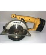 DEWALT DW935 TRIM SAW 14.4V  No Charger  Sold selling Parts - $18.69