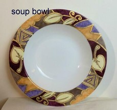 """Malibu by PTS International Interiors Soup Bowl 9 1/8"""" - $12.00"""