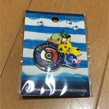 Pokemon Center Yokohama in japan Limited pokemon Pin badge Pins japan Pi... - $54.45