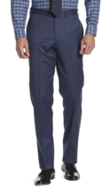 BROOKS BROTHERS Blue Sharkskin Regent Fit Suit Separates Trouser Lt Blue... - $74.24