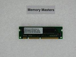 MEM2600-32U40D - 8MB DRAM Memory for Cisco 2600 Series(MemoryMasters) - $9.89