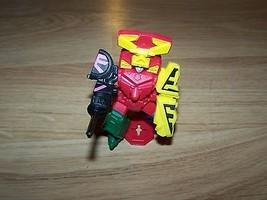 Disney Power Rangers Megazord Samurai McDonald's PVC Toy Action Figure #... - $8.00
