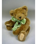 """15"""" Jointed Plush Teddy Bear by The Vermont Teddy Bear Company - $27.27"""