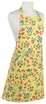 Now Designs Basic Cotton Kitchen Chef's Apron, Berry Patch, - $26.60
