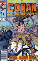 Conan the Barbarian #238 (Newsstand) VG; Marvel | low grade comic - save... - $1.99