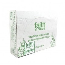 Faith In Nature - Aloe Vera Soap - Organic 100g x 18 - $39.01