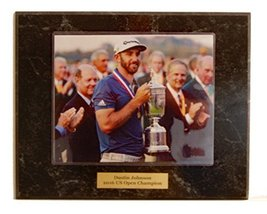 Dustin Johnson 2016 US Open Golf 8x10 Picture Photo Plaque with Engraved Namplat - $24.49