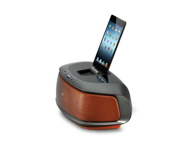 JBL OnBeat Rumble Wireless Speaker Dock with Built-In Subwoofer image 9