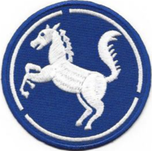 """3.5"""" Republic Of Korea Army 9TH Infantry Division Embroidered Patch - $16.24"""