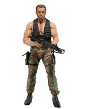 """NECA - Predator - 7"""" Scale Action Figure 30th Anniversary Jungle Encount... - $42.22"""