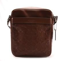 Coach Men's Charles Flight Bag Saddle No Size (Saddle/Brown) - $182.34 CAD