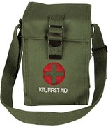 Olive Drab Platoon Leaders Military Emergency First Aid Kit - $26.99