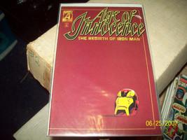 Age of Innocence: The Rebirth of Iron Man #[nn] (Feb 1996, Marvel) - $2.50