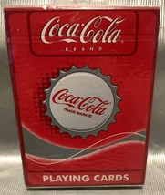 Coca Cola Playing Cards - Enjoy A Refreshing Game Of Cards!  New In Sealed Wrap - $7.94
